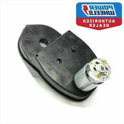 Power Wheels 00968-2934 Motor Gearbox 12V Electric Motor wit