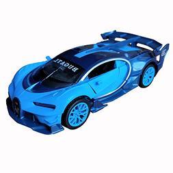 LMOY 1:32 Scale Bugatti Chiron Vision Grand Turismo  Zinc Al
