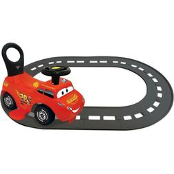 Doctor Who Disney 3 in 1 Battery Powered McQueen Go-Go-Racer