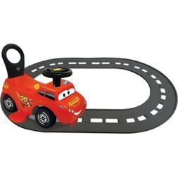 Doctor Who Disney 3 in 1 Battery Powered McQueen Go-Go-Racer