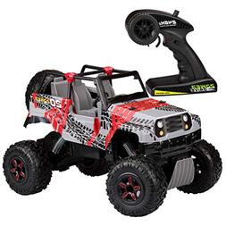 Kid Galaxy 10318 RTR 1/10 Scale 2.4 Ghz/20V Rechargeable Roc