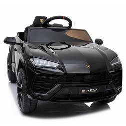 12 V Kids Ride on Car Toys Battery Power Wheels Music Light