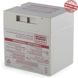 12 volt rechargeable replacement battery white