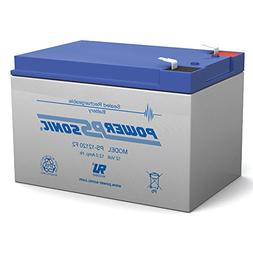 12V 12Ah F2 NEW BATTERY FOR EZIP SCOOTER 750, 900