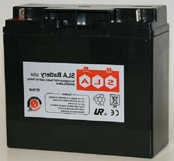 NEW Upgrade 12V 18Ah Sealed Lead Acid Battery for Modified P