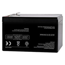 Hykolity 12V 12Ah SLA Sealed Lead Acid Rechargeable Battery