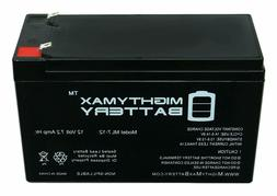 12V Battery for Power Wheels Conversion Kit with Adapter Har