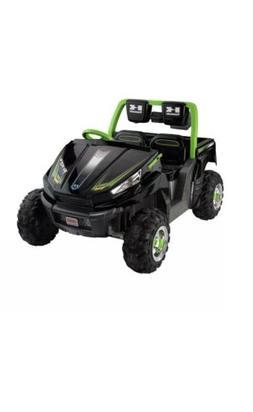 Power Wheels Power Wheels 12V Battery Toy Ride-On - Kawasaki