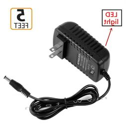 12V Circle AC Charger for Step 2 Power Wheels 6 Six Wheel To