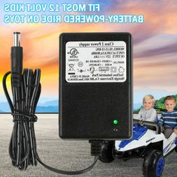 12V Kids Ride On Car Charger Fits Best Choice Products, Hell