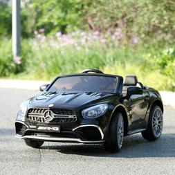 12V Kids Ride On Mercedes Benz Electric Car Remote Control L