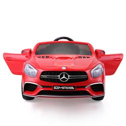12V Kids Ride On Mercedes Benz Electric Car Remote Control L