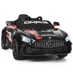12V Mercedes Benz AMG Licensed Kids Ride On Car with 2.4G Re