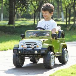 12v mp3 rc battery power wheels jeep