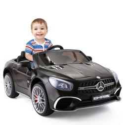12V Licensed Mercedes Benz Kids Ride On Car With Remote Cont