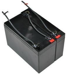 18V 7Ah Lead Acid SLA battery module Power Wheels Peg Perego