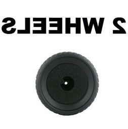 Power Wheels X6218-2819 X6218 Corvette Rear Wheels Black GE