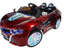 2017 BMW i8 12-volt Battery Powered Electric Ride On Kids To