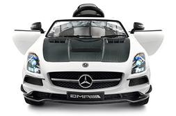 2017 Mercedes SLS AMG 12V Power Ride on Toy with UV Lights,