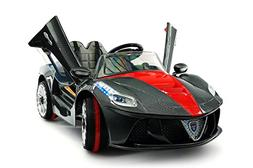 2018 Ferrari Spider GT Style 12V Ride On Motorized Kids Toy