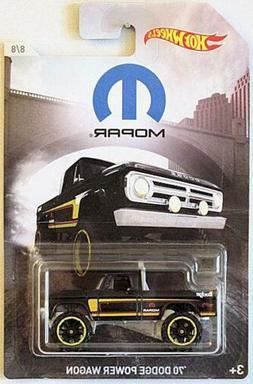 2018 Hot Wheels MOPAR Dodge '70 Power Wagon Truck
