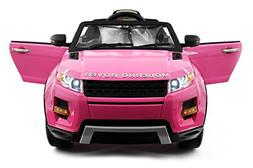 2018 Range Rover Jeep Style 12V Motorized Kids Ride On Car P
