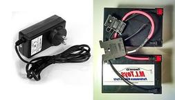 24 Volt Conversion for 12 Volt Power Wheels Vehicles w/ 24v