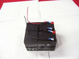 24V battery for Peg Perego  24 Volt Gaucho Polaris Ranger Re
