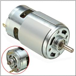 24V DC Motor for Traxxas R/C and Power Wheels Powerful Fan C