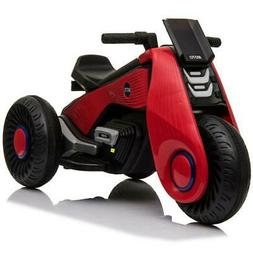 3 Wheel Kids Ride On Motorcycle Toy 6V Battery Powered Elect