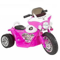 3 Wheel Mini Motorcycle Kids Battery Powered Ride on Toy Boy