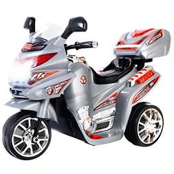 Costzon 3 Wheel Kids Ride On Motorcycle 6V Battery Powered E