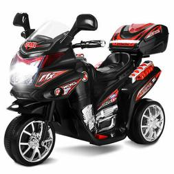 3 Wheel Kids Ride On Motorcycle 6V Battery Powered Bicycle C