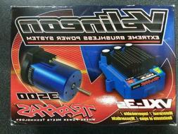 Traxxas 3350R Velineon VXL-3s Brushless ESC w/ 3500 Motor Po