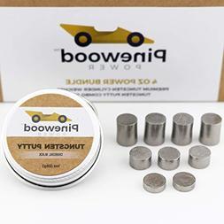 4 Oz Power Bundle - 3 Oz Premium Tungsten Incremental Cylind