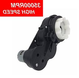 570 35000RPM Gearbox with 65W High Torque 12V DC Motor for K