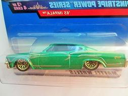 Hot Wheels '65 Impala Pinstripe Power Series Car #3 of 4 #95