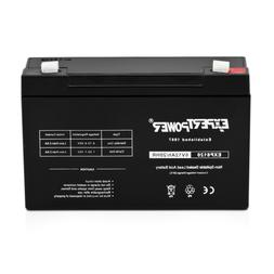 6V 12Ah Replacement Battery for Modified Powerwheels