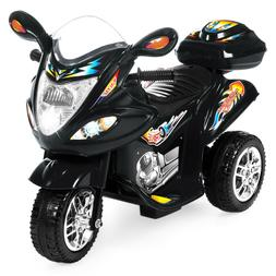 Best Choice Products 6V Kids Battery Powered 3-Whl Motorcycl