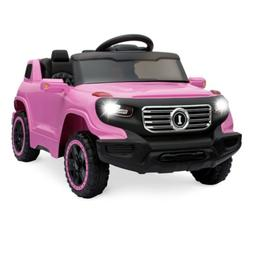 Best Choice Products 6V Kids Ride On Car Truck w/ Parent Con