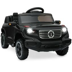Best Choice Products 2 6V Ride-on Car - Black