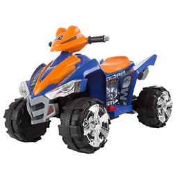 Lil' Rider Quad, Battery Powered Ride On Toy ATV Four Wheele
