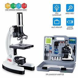 AmScope-KIDS M30-ABS-KT2 120X-240X-300X-480X-600X-1200X Meta