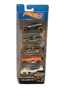 Hot Wheels 2016 Formula Space 5-Pack ~ Da'Kar, Swamp Buggy,