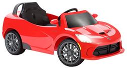 Kid Trax Dodge Viper SRT 6V Ride On