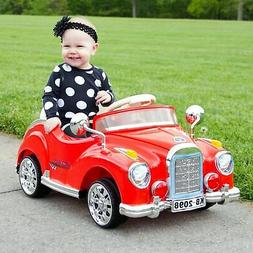 Lil' Rider Cruisin' Coupe Battery Operated Classic Car with