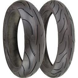 Michelin Pilot Power 120/70zr17 & 180/55zr17 180 55 17 120 7