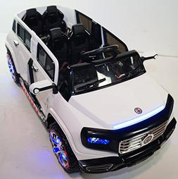 Stunning 2 Seater Heavy Truck Limousine 12v Battery Operated