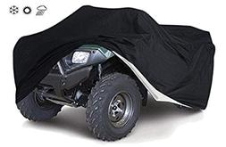 Tokept 190T Black Quad Bike ATV ATC Rain WaterProof Cover XX