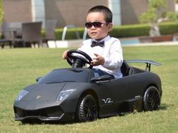 USA Big Toys Kalee LP670 12V Play kids Vehicles Lamborghini